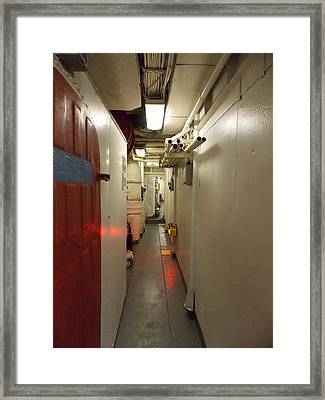 Framed Print featuring the photograph Sweepers Sweepers Man Your Brooms by John Glass