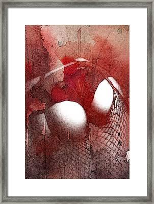 Sweet Darling Framed Print by Steve K