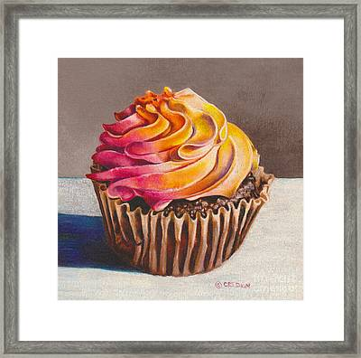 Sweet Dreams Are Made Of This Framed Print by Christine Dion