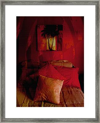 Sweet Dreams Framed Print by Athala Carole Bruckner