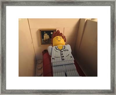 Sweet Dreams Framed Print by Harrison Matlock