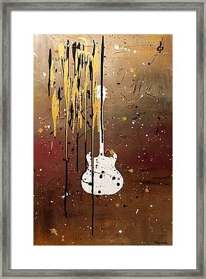 Sweet Emotion Framed Print by Carmen Guedez