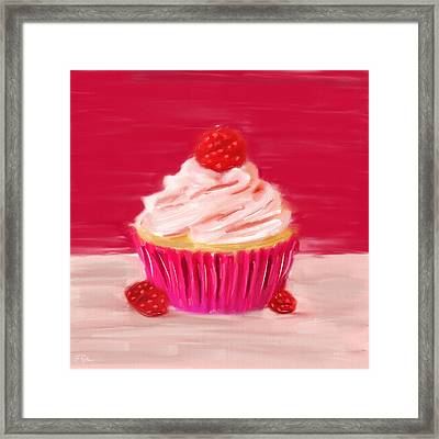 Sweet Indulgence Framed Print by Lourry Legarde