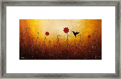 Sweet Inspiration Framed Print