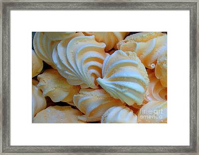Sweet Ones Framed Print by Noa Yerushalmi