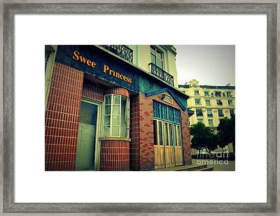 Sweet Princess 2 Framed Print