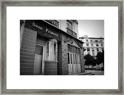 Sweet Princess Framed Print