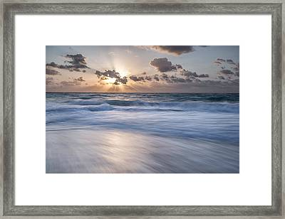 Sweet  Sky Framed Print
