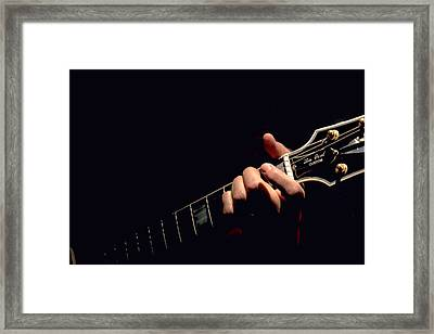 Framed Print featuring the photograph Sweet Sounds by John Stuart Webbstock