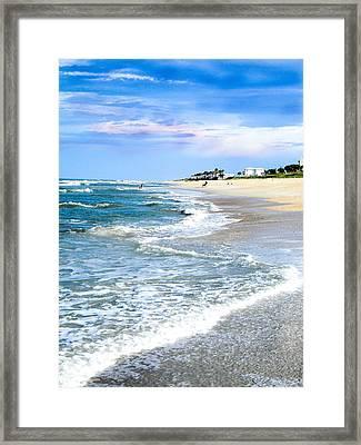 Sweet Summer Framed Print by Christy Usilton