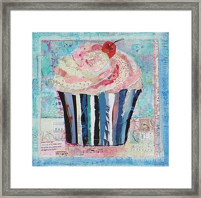 Sweet Treat Framed Print by Susan Minier