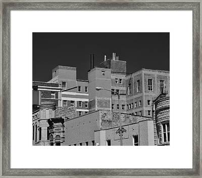 Sweet View Framed Print