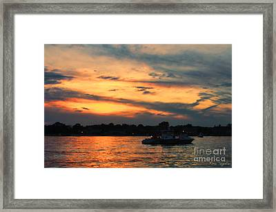 Sweeter For This Framed Print by Christine Segalas
