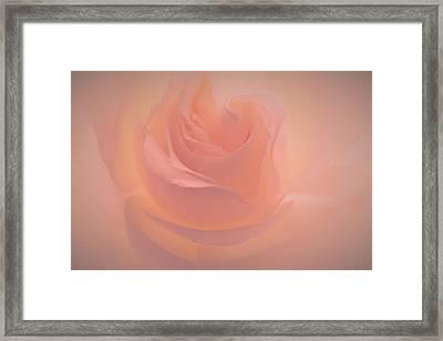 Sweetest Love Framed Print by The Art Of Marilyn Ridoutt-Greene