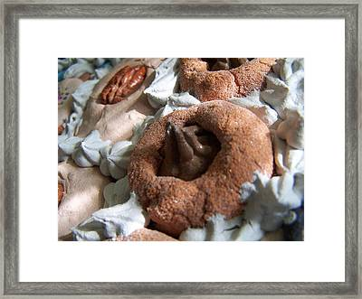 Sweetest Sunshine Of My Life Framed Print by Kathleen Luther