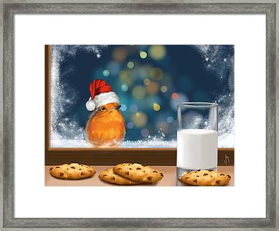 Sweetness Framed Print by Veronica Minozzi