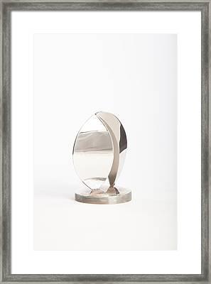 Swells Framed Print by Jon Koehler