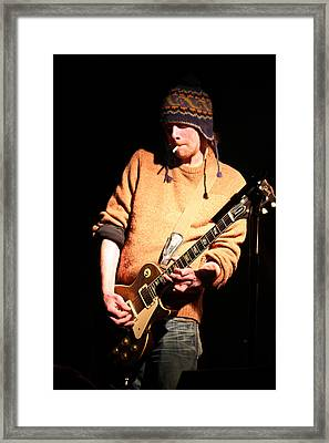 Framed Print featuring the photograph Sweney Jam by David Stine