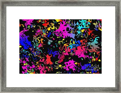 Framed Print featuring the photograph Swirl by Mark Blauhoefer