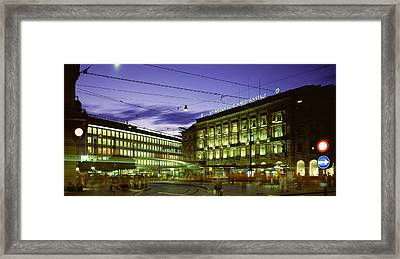 Switzerland, Zurich Framed Print by Panoramic Images