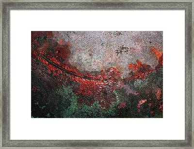 Swoop Framed Print by James W Johnson