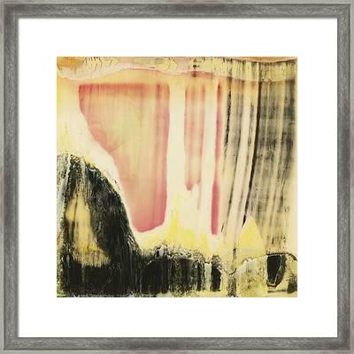 Sx Landscape IIi  C1978 Framed Print by Paul Ashby
