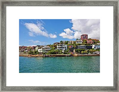Sydney, New South Wales, Australia Framed Print