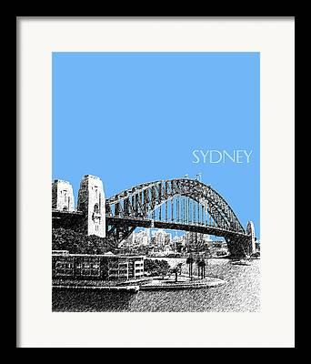 Syndey Framed Prints