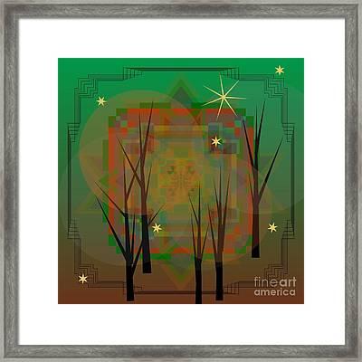 Sylvan 2013 Framed Print