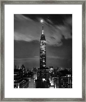 New York City Framed Print by Retro Images Archive
