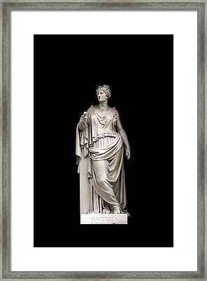 Framed Print featuring the photograph Symmetry by Fabrizio Troiani