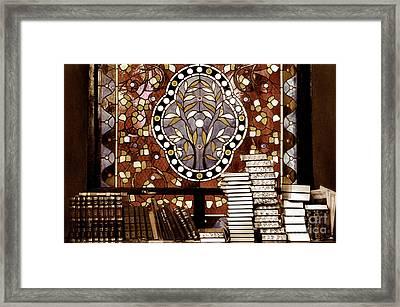Synagogue 2 Framed Print by Bob Stone