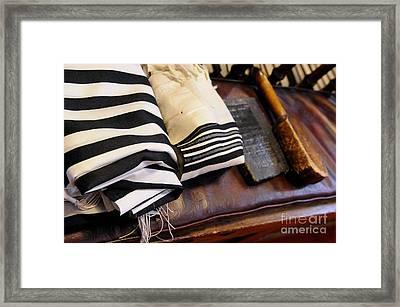 Synagogue 3 Framed Print by Bob Stone