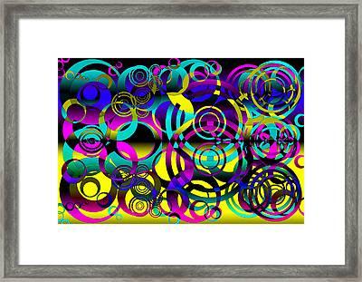 Synchronicity 2 Framed Print