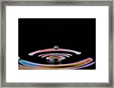 Synchronicity Framed Print