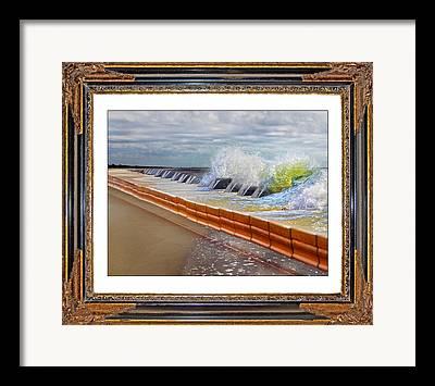 Sand Key Framed Prints