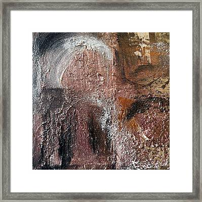 Synergy Framed Print by Holly Anderson
