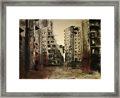 Syria Framed Print