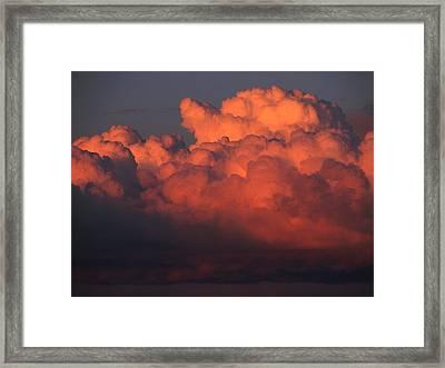 Syrinx Framed Print