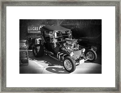 T And Trailer Framed Print by Bill Dutting