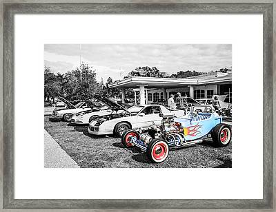 T-bucket Framed Print by Chris Smith