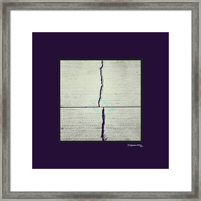 T5 Art 2 Framed Print