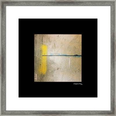 T5 Art Framed Print