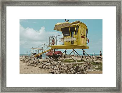 T7 - Baldwin Beach Park Maui Framed Print by Sharon Mau