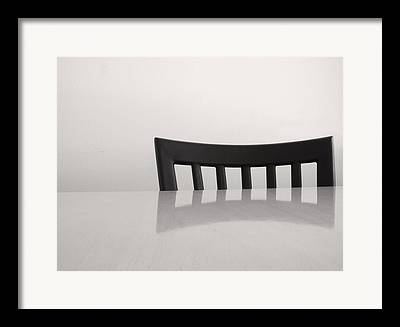 Table And Chairs Photographs Framed Prints