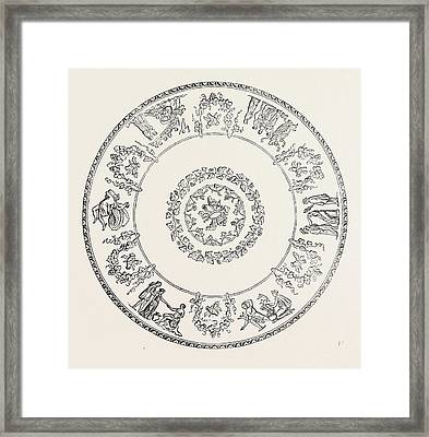 Table Top, Messrs Framed Print