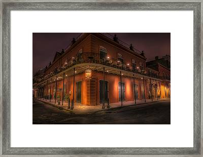 Tableau Framed Print by David Morefield