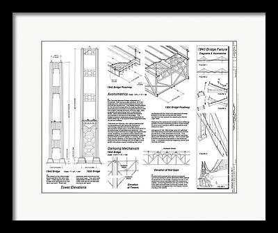 Harmonic Motions Framed Prints
