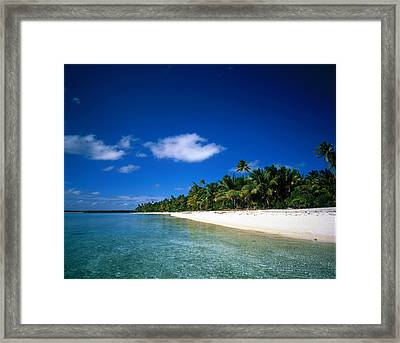 Tahiti French Polynesia Framed Print by Panoramic Images