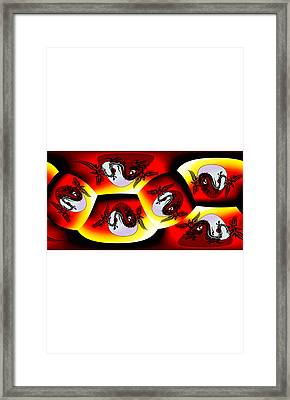 Tai Chi Project 2 Framed Print